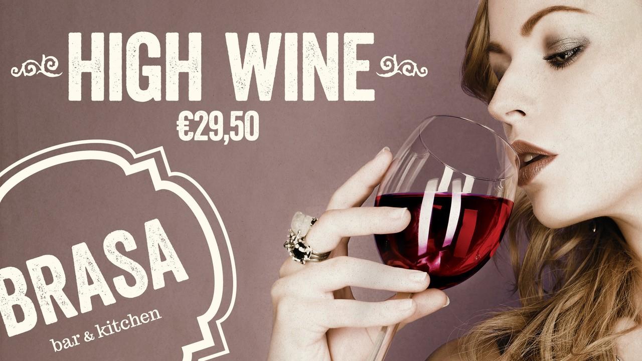 High wine